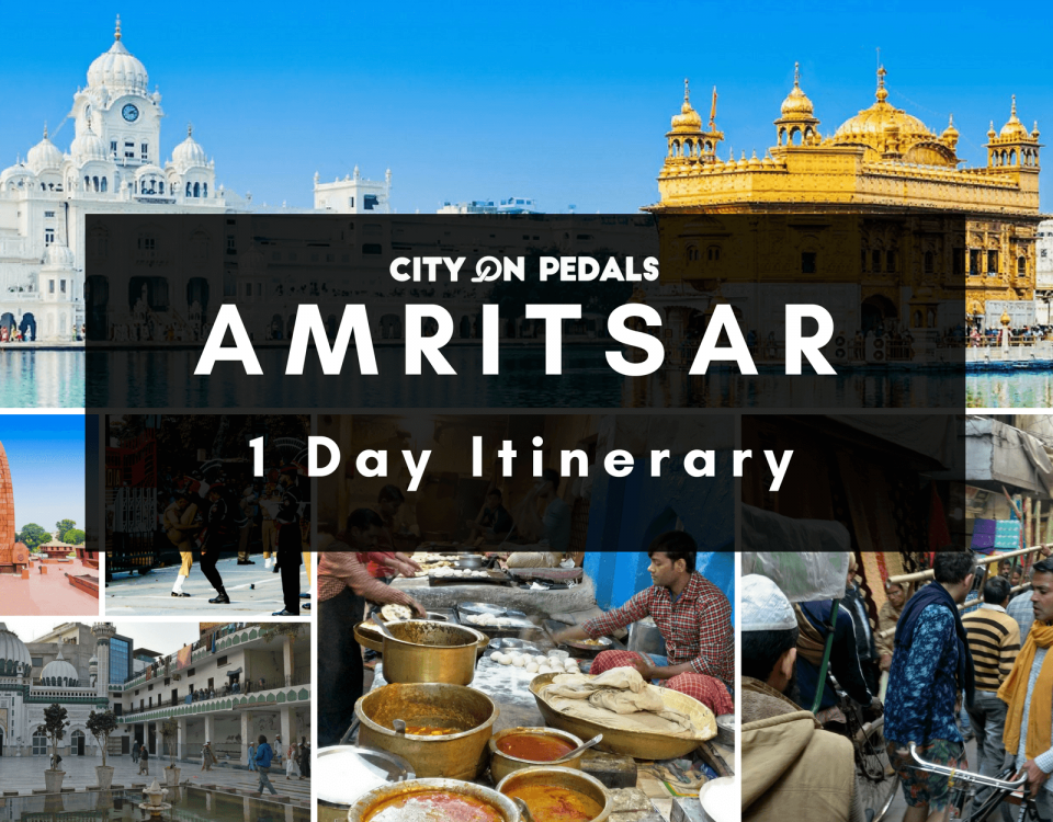 1 Day Itinerary Banner