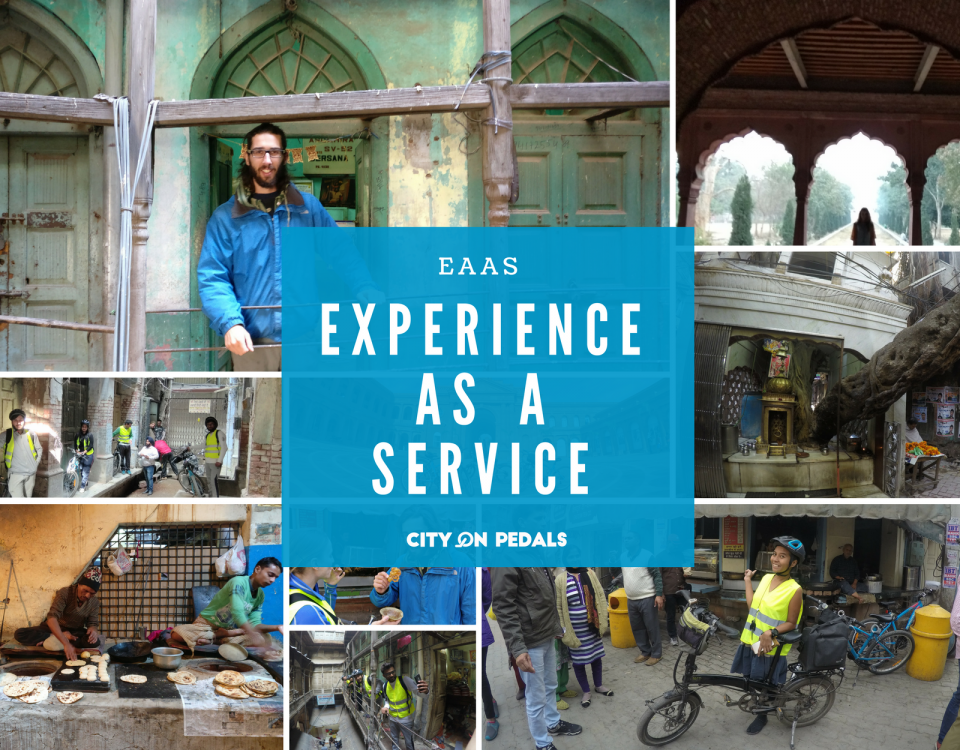 Experience as a Service