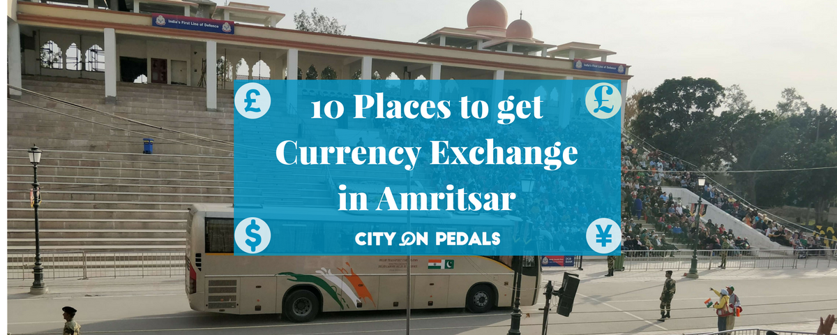 Places to get currency exchange