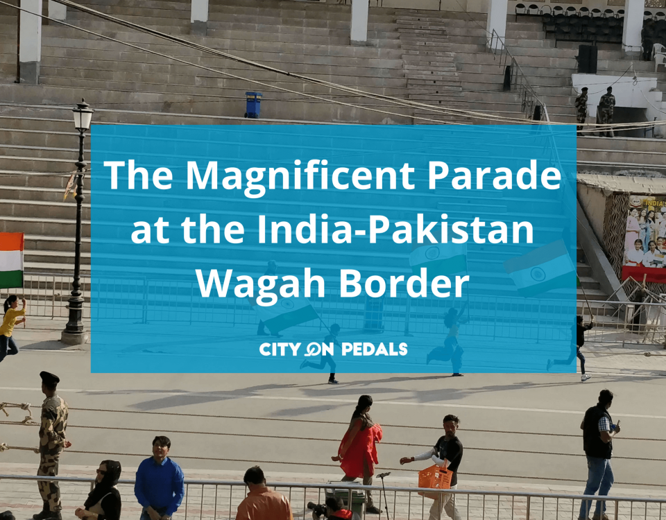 Wagah Border Parade Blog 2018