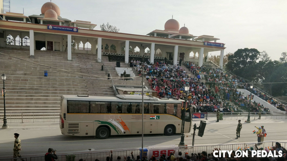 India Pakistan Bus Service