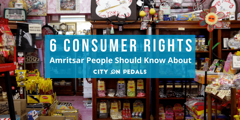 6 Consumer rights Amritsar people should know about