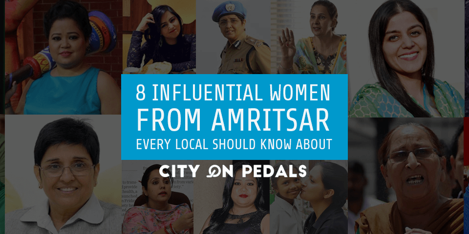 Influential Women from Amritsar