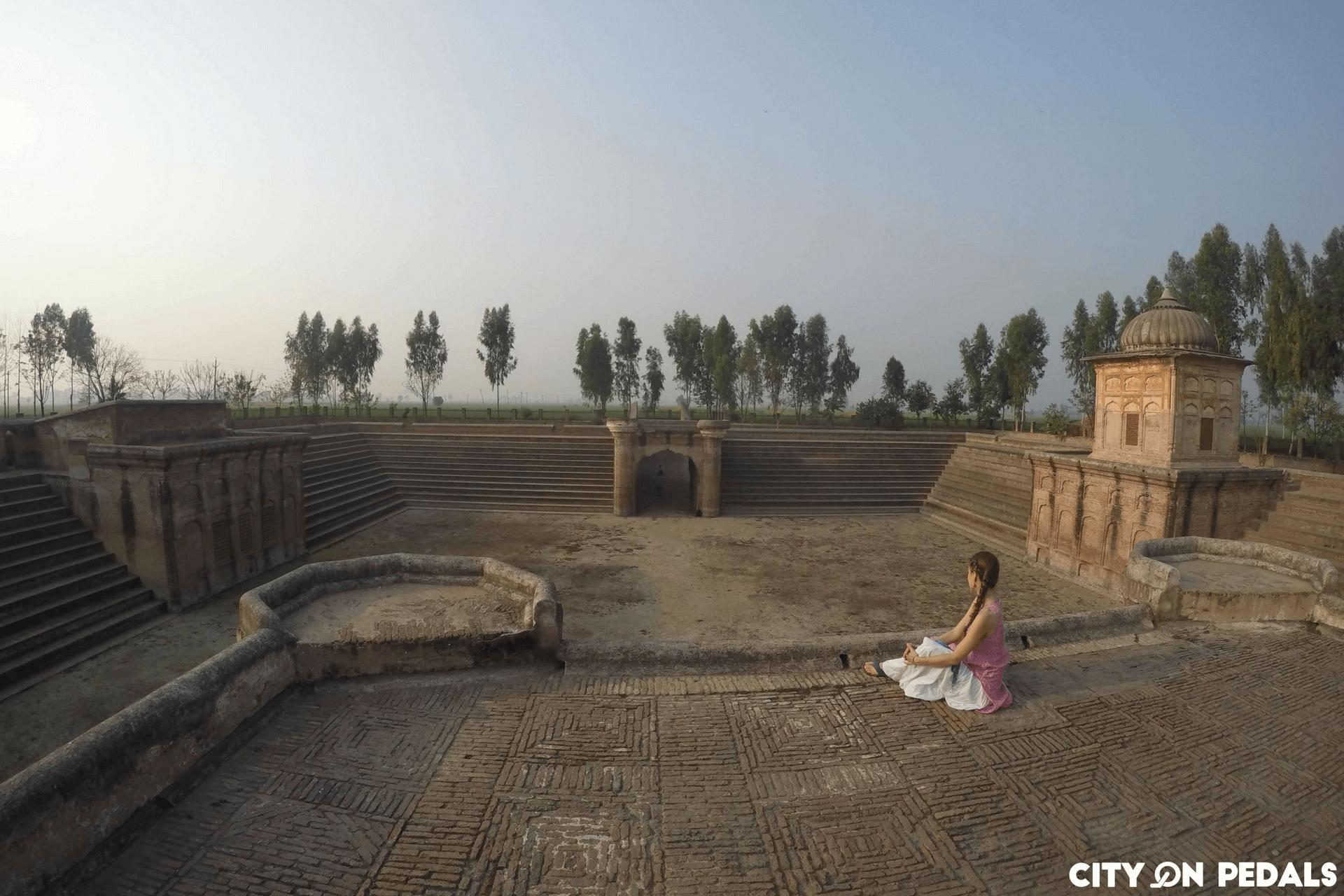 Pul Kanjari well