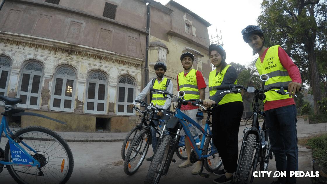 Amritsar Heritage Bicycle Tour