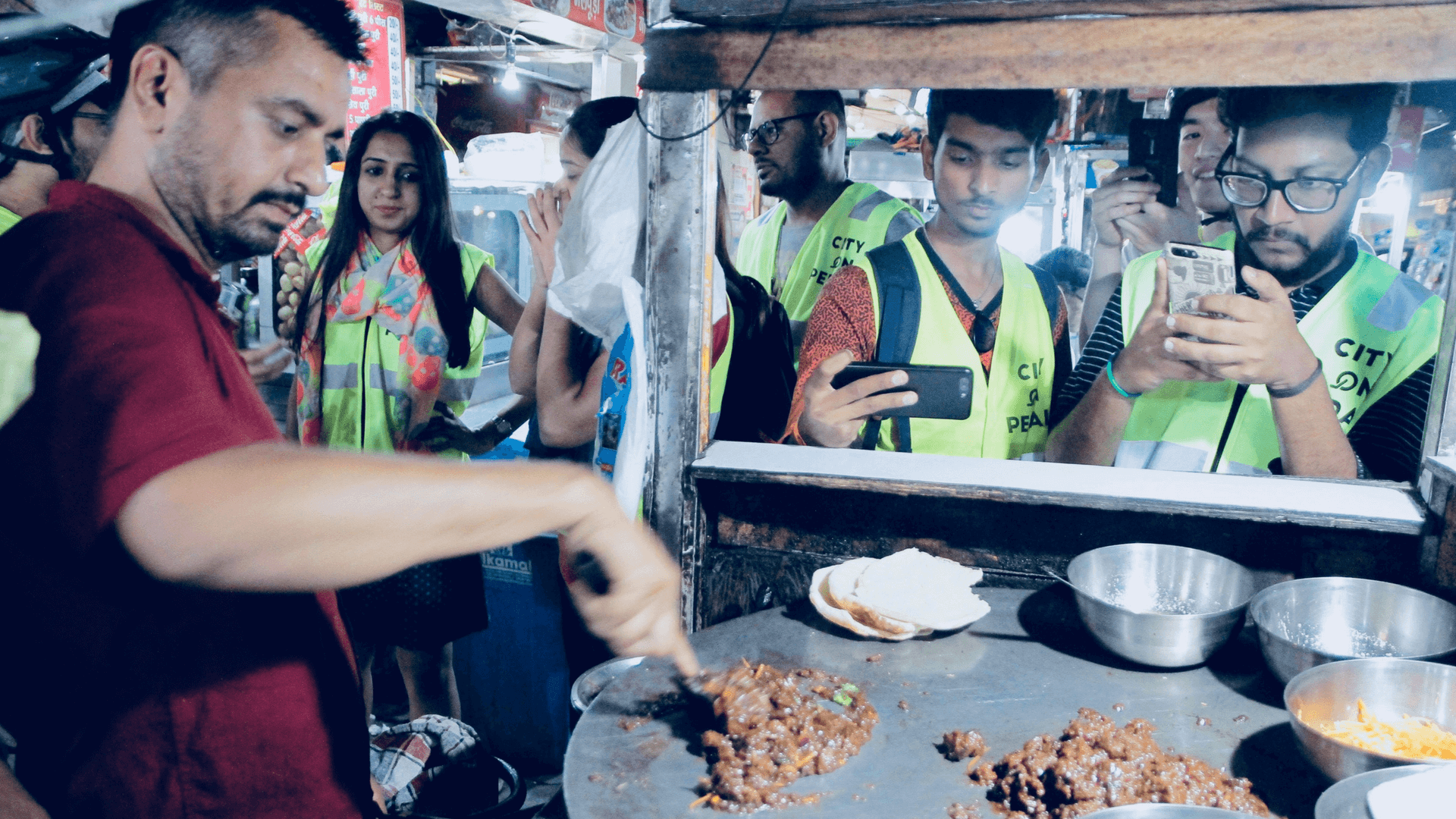 Amritsar Street Food Bicycle Tour