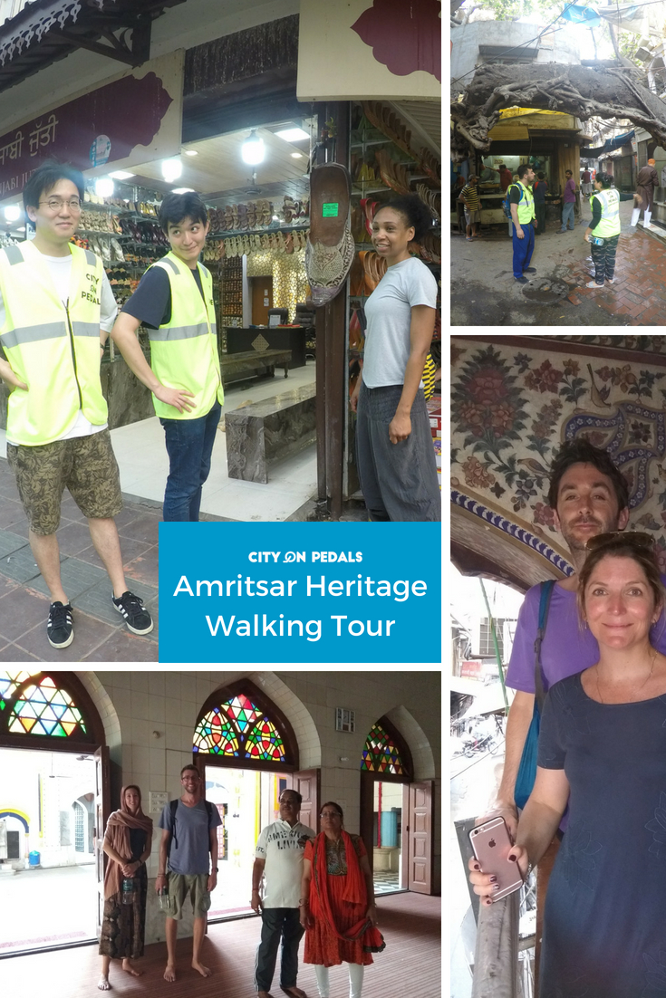 Amritsar Heritage Walking Tour - Our slow-paced walking tour designed to reconstruct old memories of the historical turn of events, rich architecture, culture and street food of Amritsar.