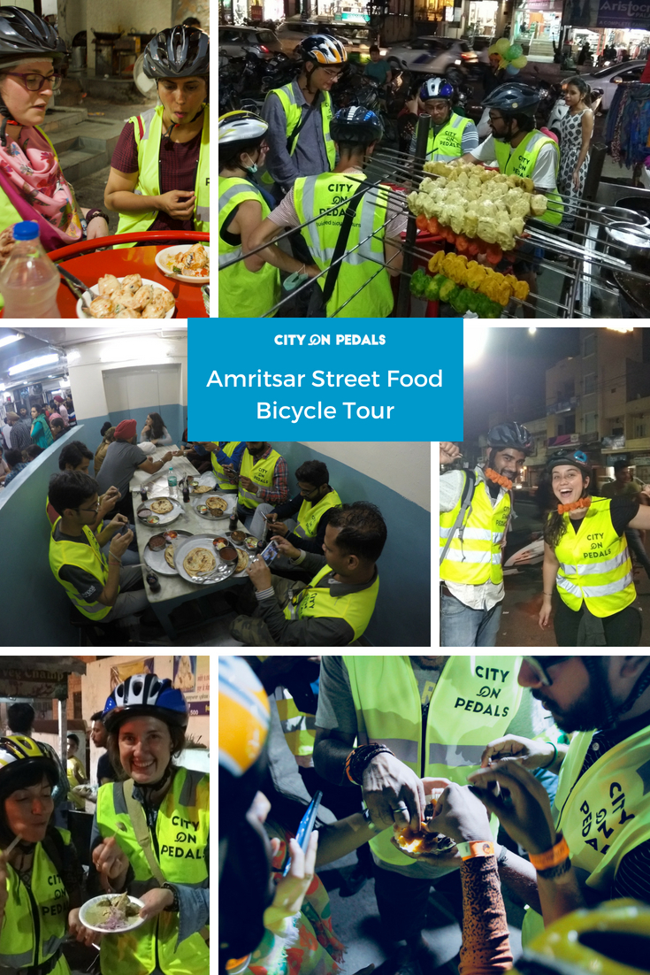 Rated as the best food tour in Amritsar on TripAdvisor, taste nearly 12 different street food dishes over this curated food trail with our culinary experts