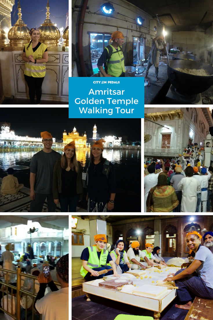 Amritsar Golden Temple Walking Tour by City On Pedals - Witness the exhuberant early morning Holy Book Opening Ceremony and get backstage access to world's biggest community kitchen with our expert guides