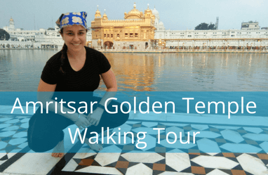 Amritsar Golden Temple Walking Tour - A early morning tour when people can see palki sahab easily along with quite and soothing environment