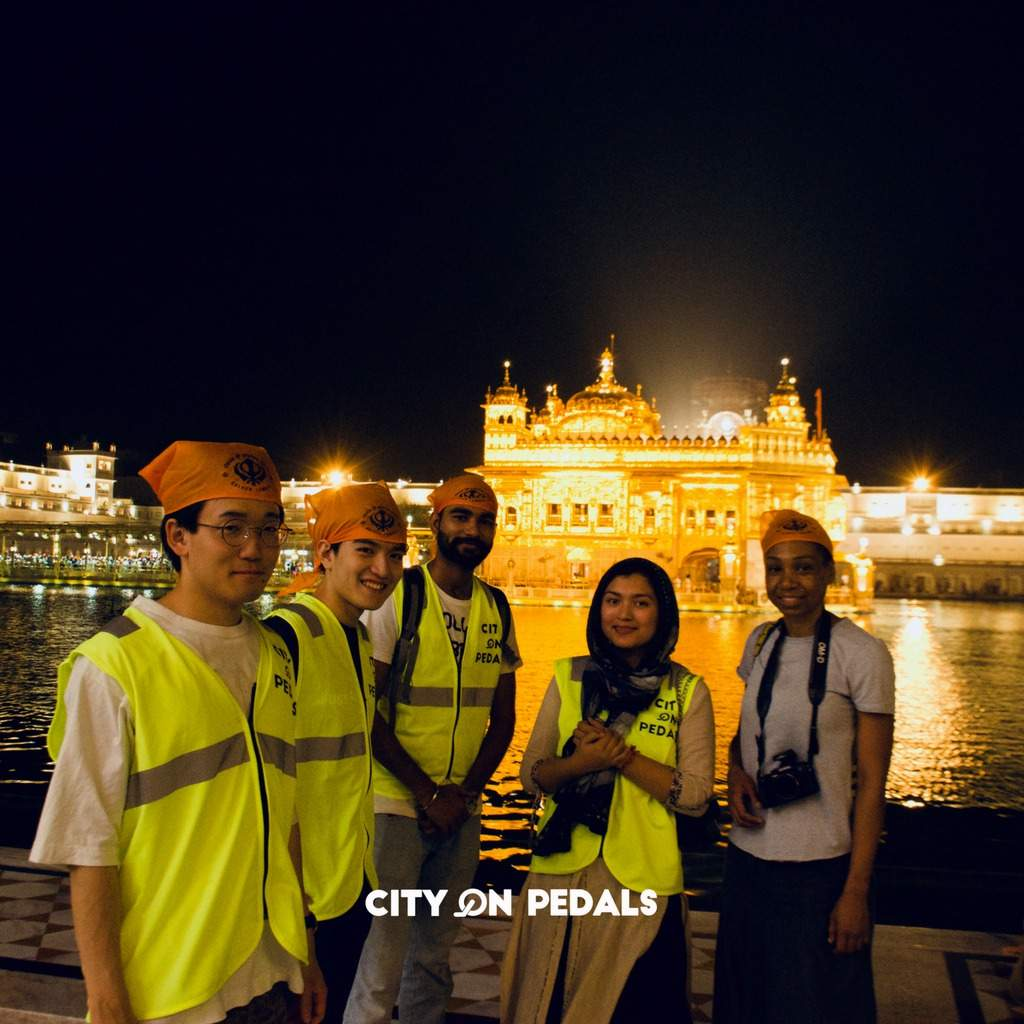 Amritsar Golden Temple Walking Tour covers the early morning Palki Sahib Ceremony