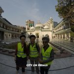 Khairuddin Mosque - hidden gems during our Amritsar Heritage Bicycle Tour
