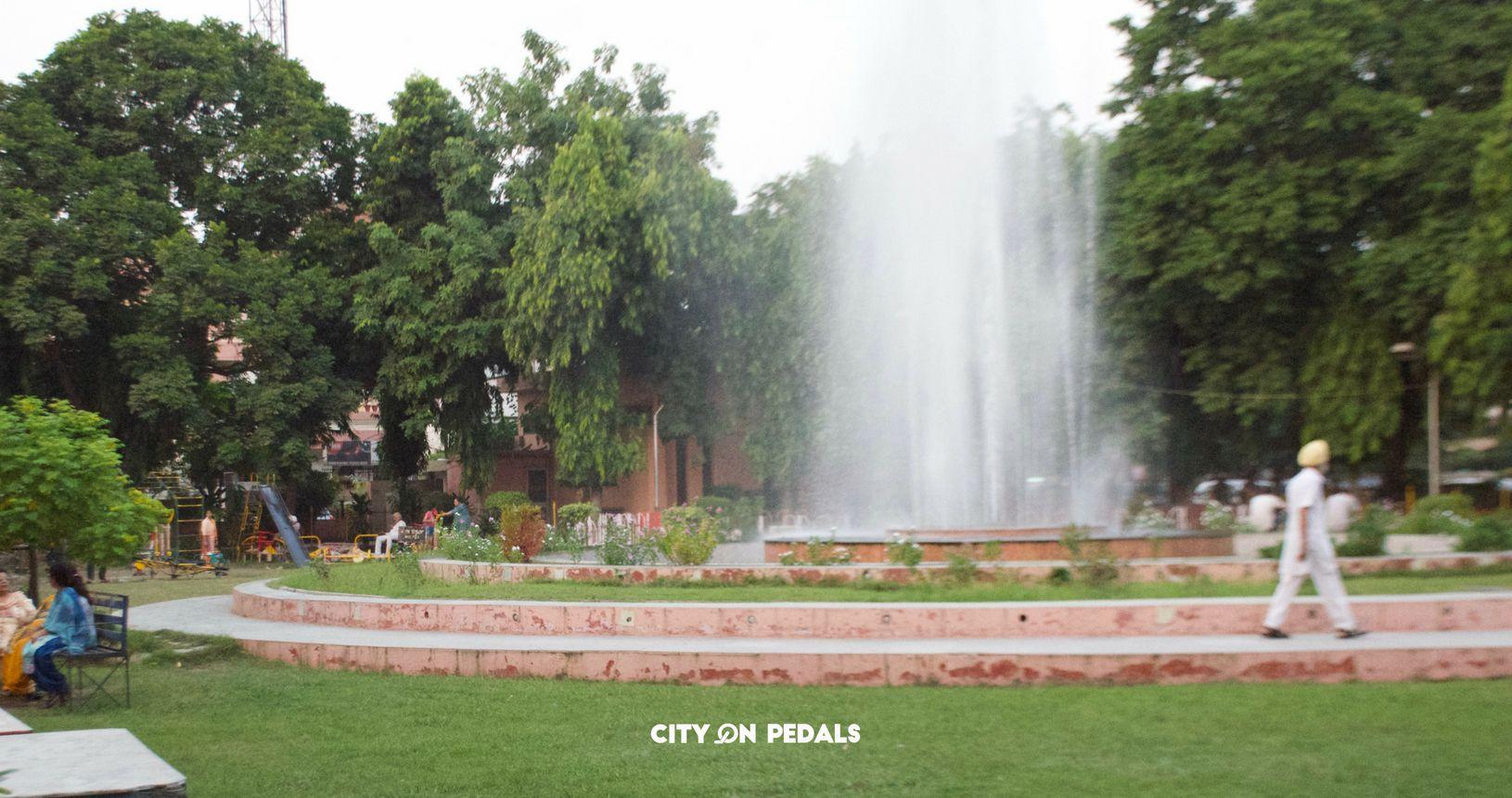 Shivaji Park in Rani Ka Bagh Amritsar