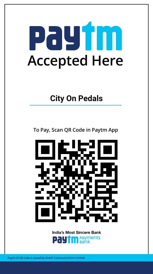 Scan in PayTM App