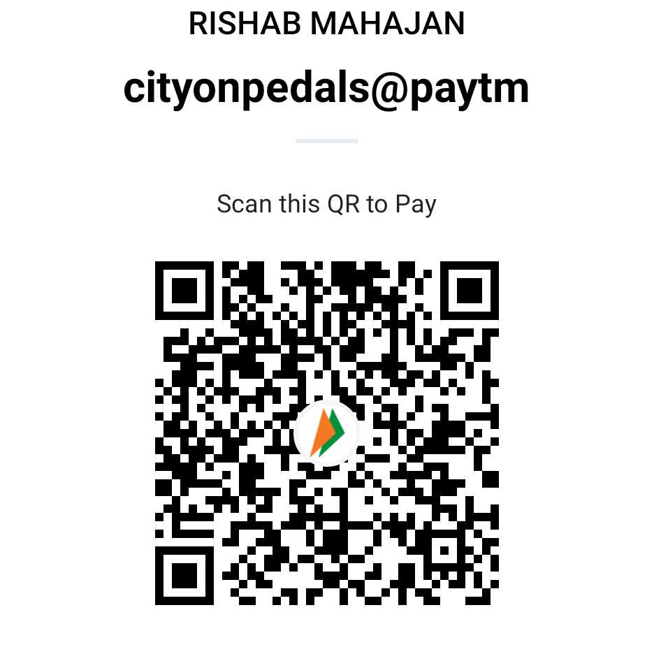 PayTM UPI QR Code