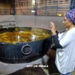 Cooking pots of the Golden Temple kitchen