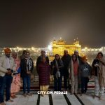 Front of the Golden Temple