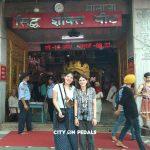 Mata Lal Devi Mandir entrance