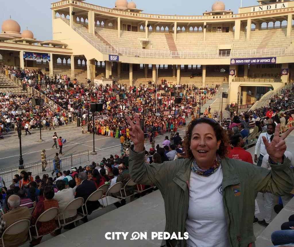 Super exciting Wagah Border event