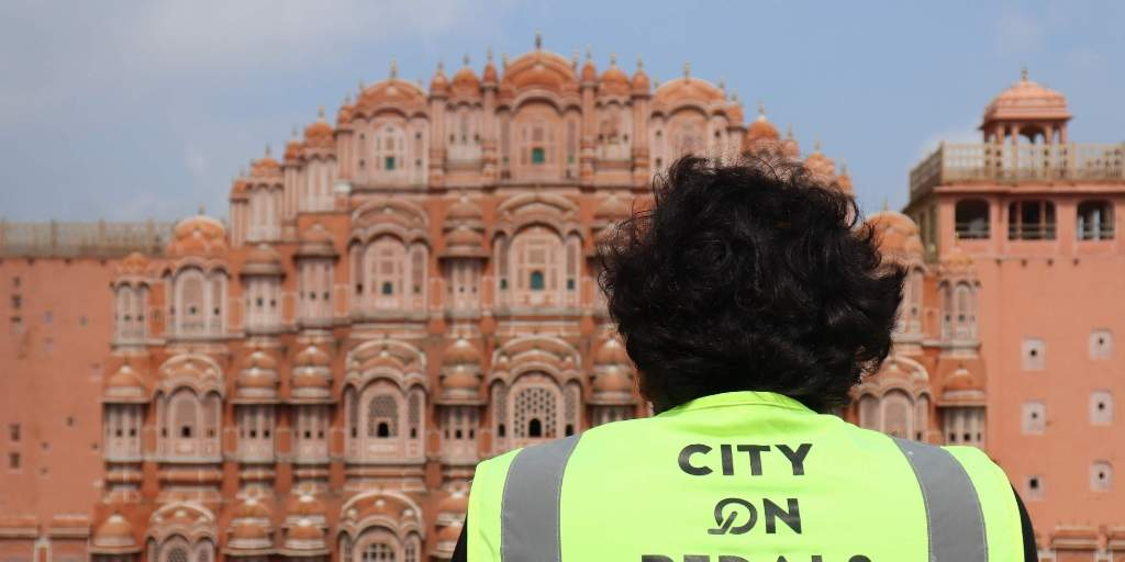 Best view of Hawa Mahal