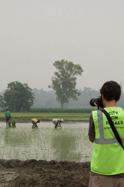 Farm photography on Amritsar Village Tour