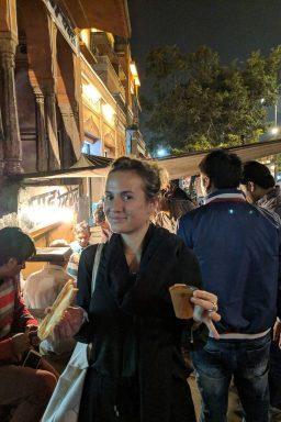 Kulad chai with City On Pedals Jaipur Street Food Walking Tour