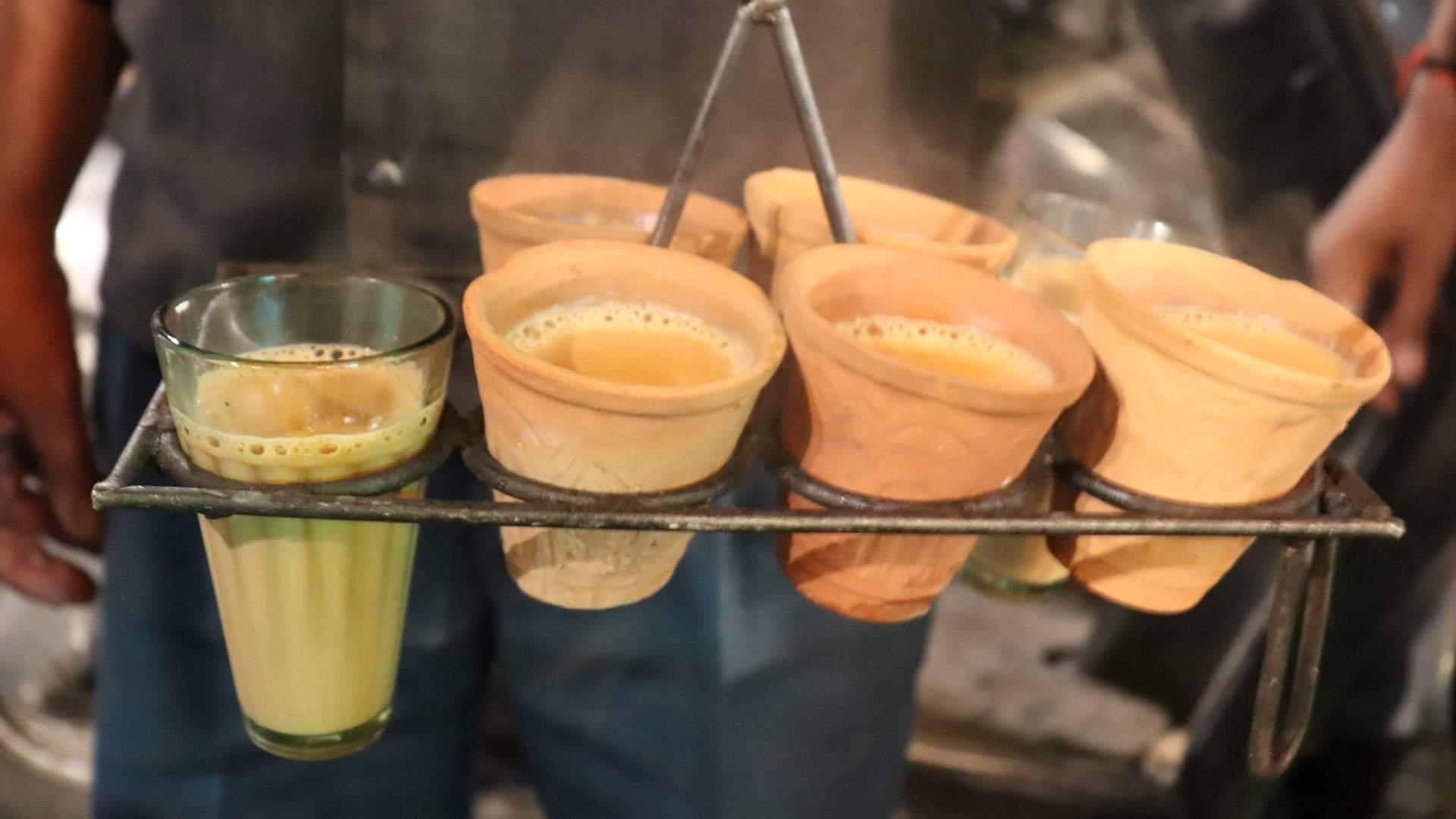 Masala chai (tea)