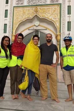 Mosque with Heritage Bicycle Tour