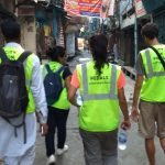 Old neighborhoods and bylanes on Amritsar Heritage Walking Tour