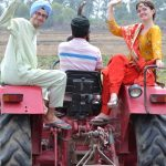 Tractor ride on Amritsar Village Tour