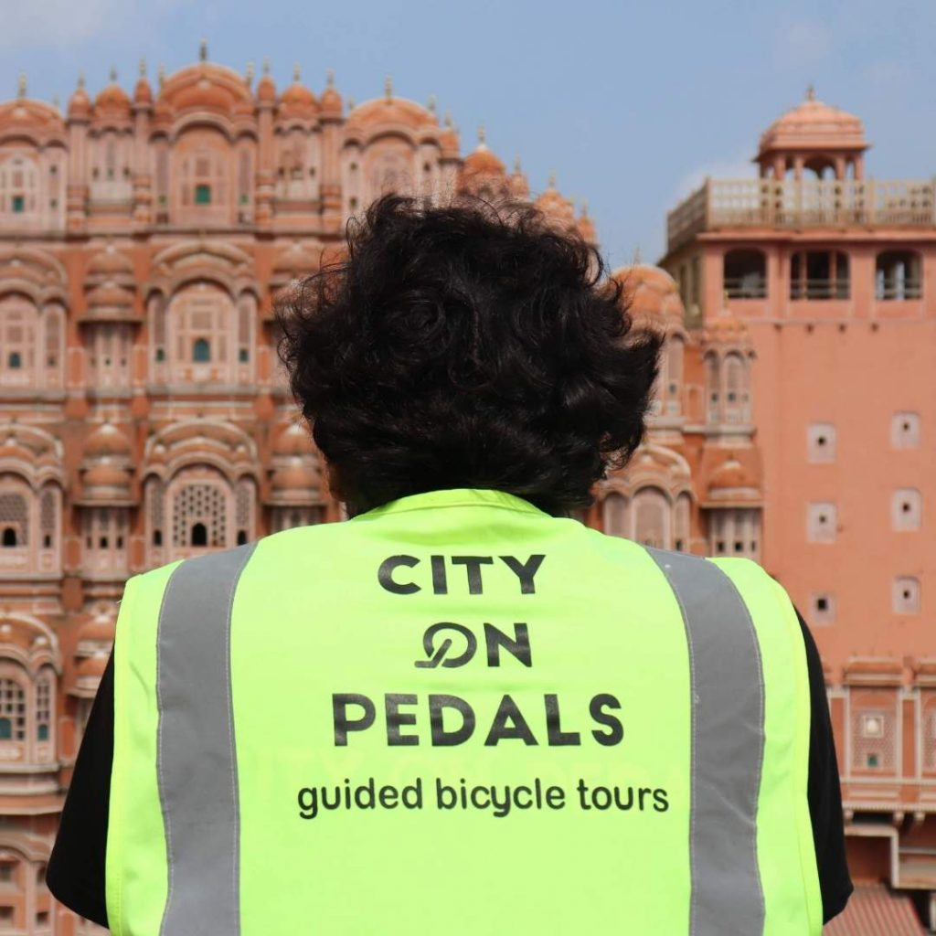 City On Pedals Jaipur