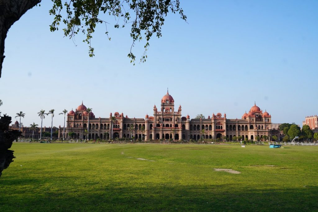 A view of Khalsa College