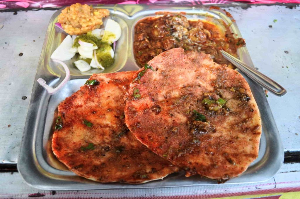 Nutri Kulcha