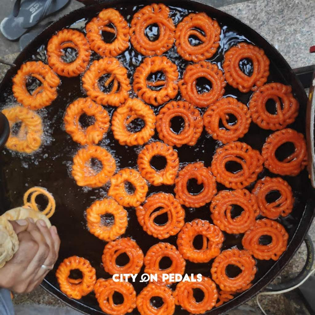 Aamriti - Just another version of our favourite sweet dish Jalebi