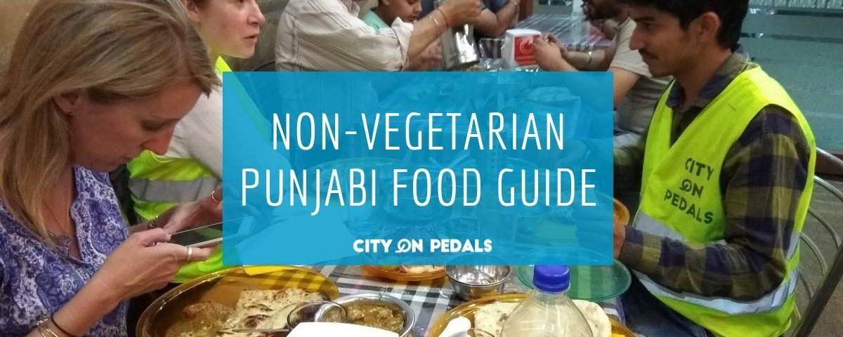Blog Featured Image - Non-Vegetarian Punjabi Food Guide