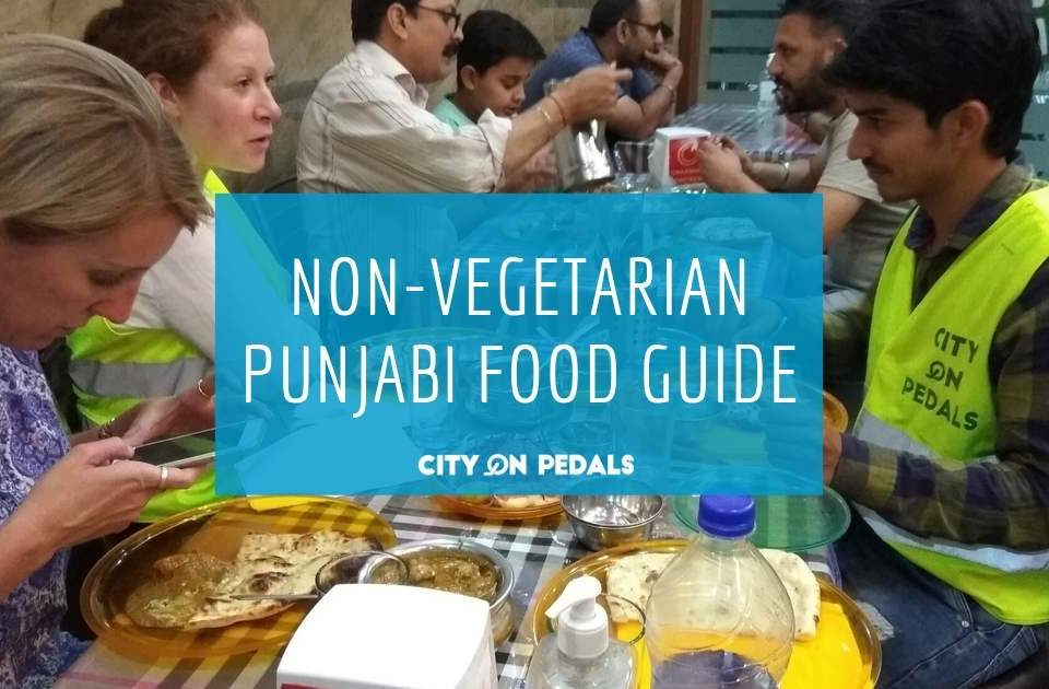 Blog Featured Image - Non-Vegetarian Punjabi Food Guide