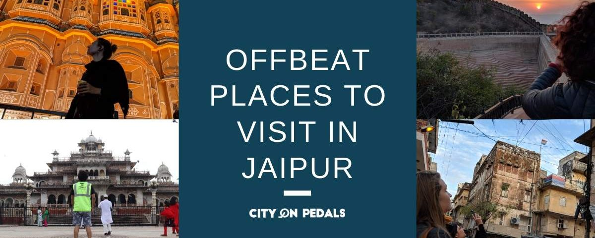 Blog Featured Image - Off Beat places for Jaipur