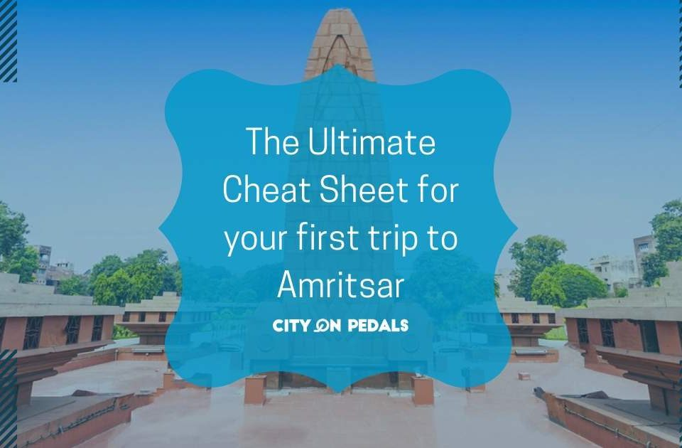 Blog Featured Image of Amritsar Cheat Sheet