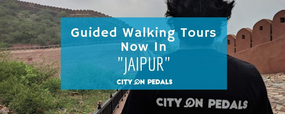 Blog Featured Image - City On Pedals In Jaipur