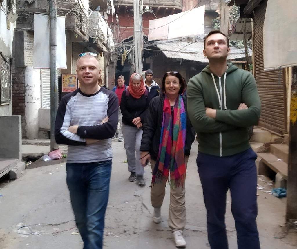 Amritsar Bazaar Tour