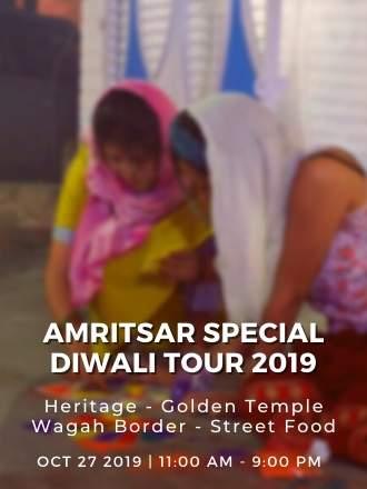 Amritsar Special Diwali Tour 2019