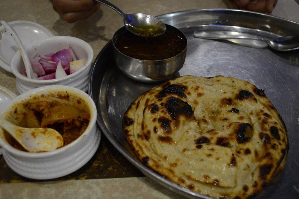 Pure Punjabi Meal