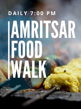 Amritsar Street Food Walking Tour