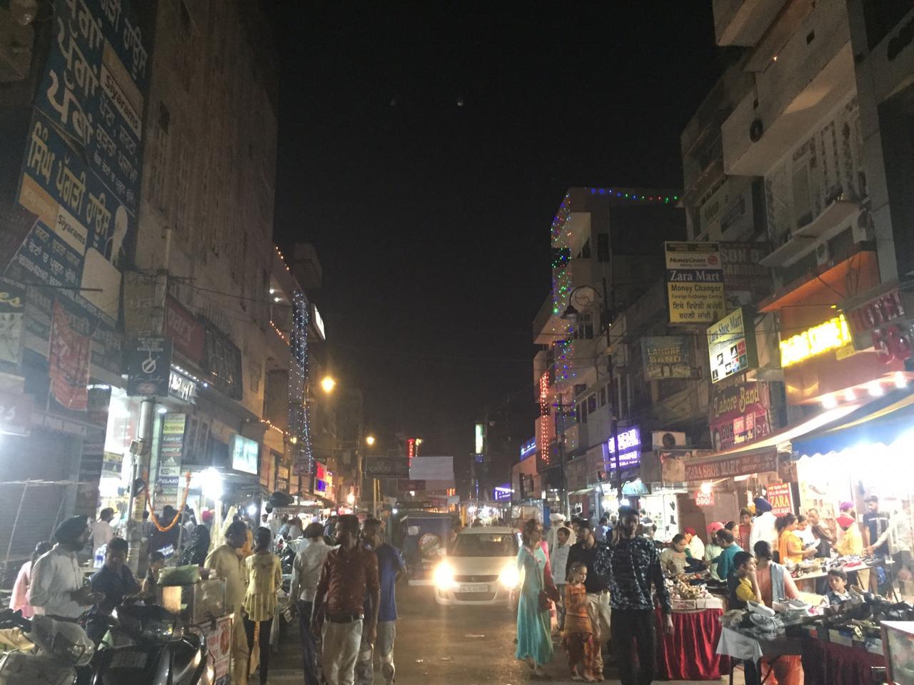 Amritsar Katra Jaimal Singh Bazaar