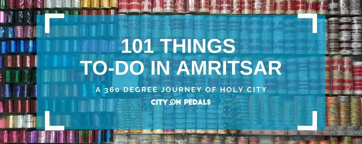 101 Things ATQ
