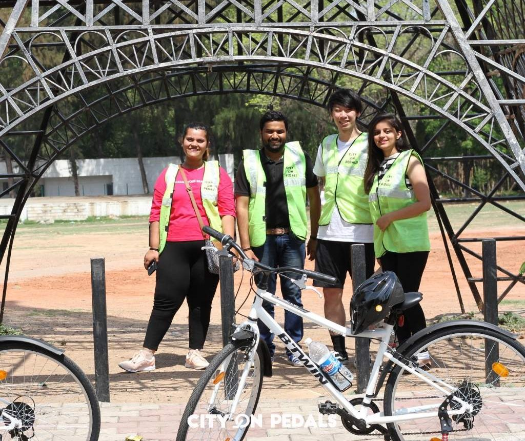 Chandigarh Heritage Bicycle Tour