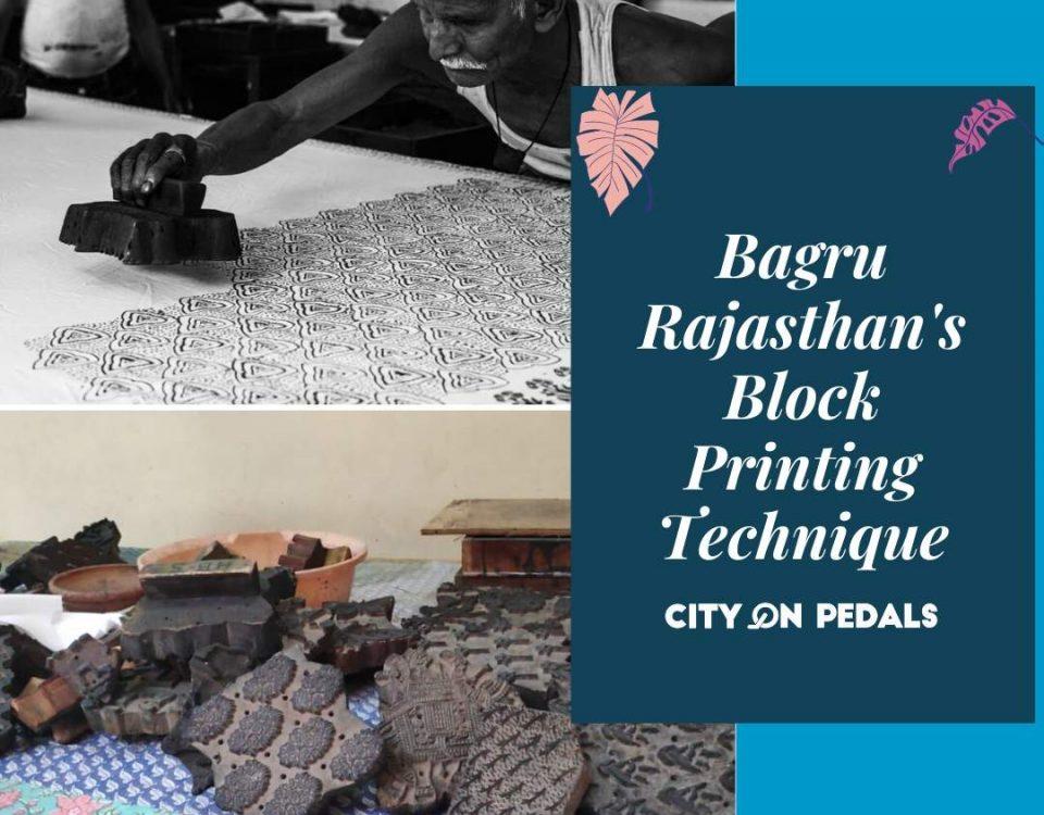 Block Printing in Rajasthan