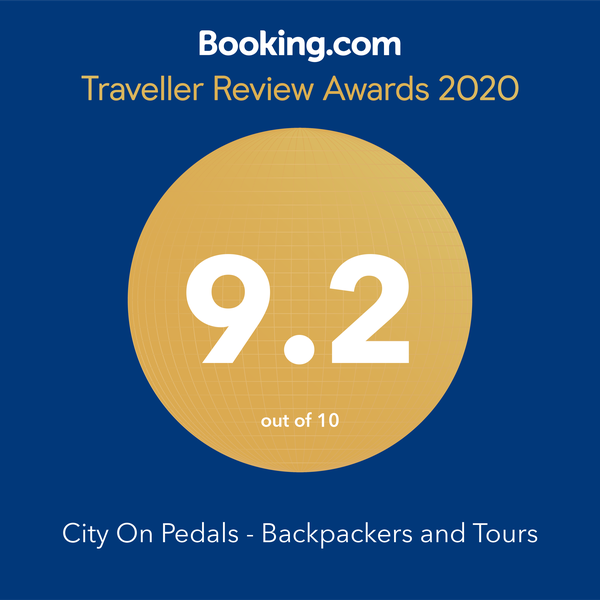 Booking.com Traveler Award 2020