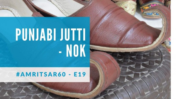 Blog cover photo for Punjabi Jutti