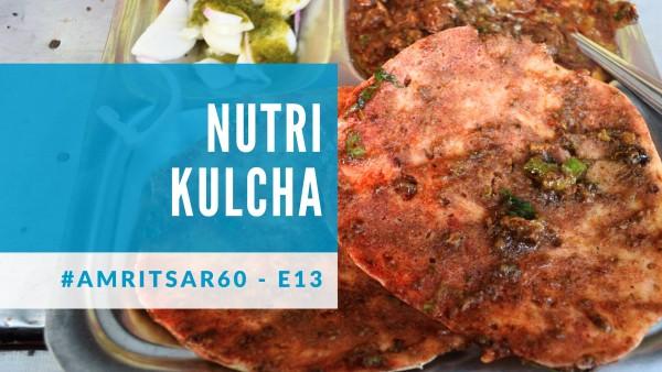 Amritsari Nutri Kulcha